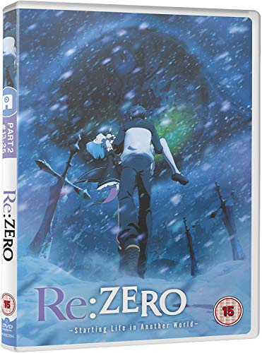 Re:Zero Part 2 Standard [DVD]