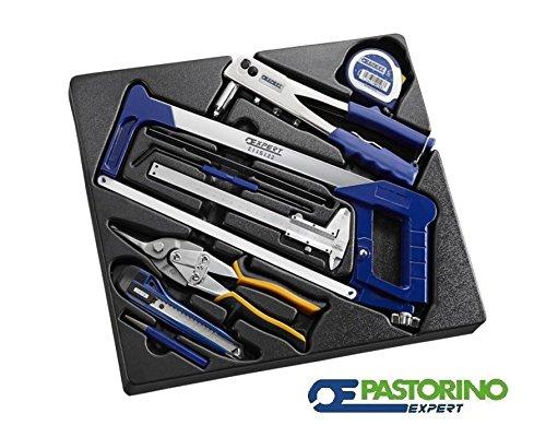PASTORINO EXPERT Assortiment Maintenance Kit d'entretien pour chariot e090302