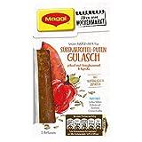 Maggi Ideen vom Wochenmarkt Würz-Mix Süßkartoffel-Puten-Gulasch (mit Kreuzkümmel und Paprika, für 2 Portionen) 7er Pack (7 x 54g)