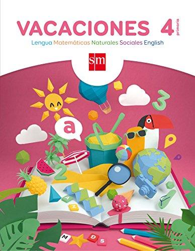 Rasi y la pandilla en... vacaciones. 4 Primaria por From Ediciones Sm