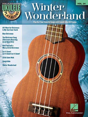 Winter Wonderland (Hal Leonard Ukulele Play-Along, Band 24)