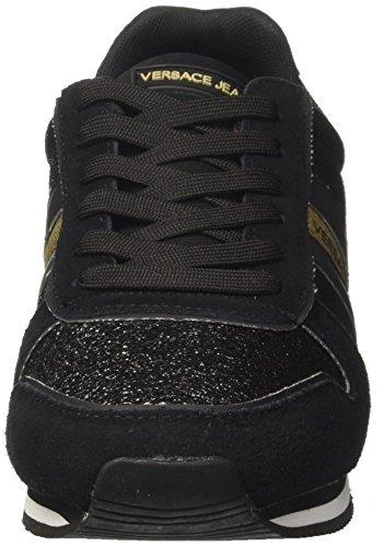 Versace Jeans Ee0vrbsa1_e70027, Sneaker Donna Nero