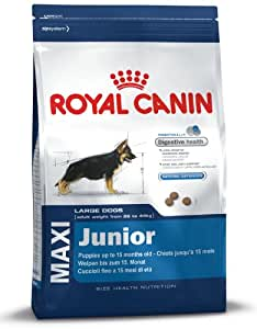 royal canin dog food maxi junior 15kg pet. Black Bedroom Furniture Sets. Home Design Ideas