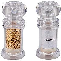 Prestige Salt & Pepper Shaker, Clear PR8027
