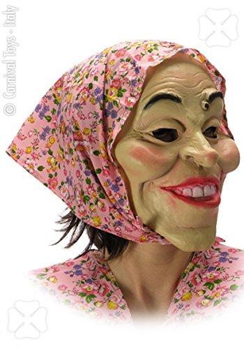 Maschera Befana c/ Fazzoletto