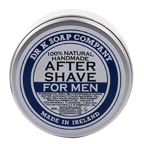 DR K Soap Company After Shave Balm Cool Mint 70 g