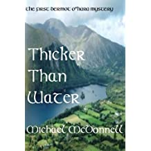 Thicker Than Water (The Dermot O'Hara Mysteries)