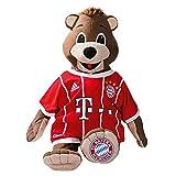 FC Bayern München Berni 35cm Gratis Sticker München Forever, Maskottchen, Kuscheltier, FCB