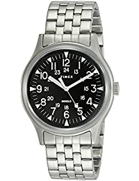 Timex MK1 Analog Black Dial Men's Watch-TW2R68400