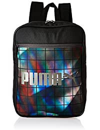 Puma 12 Ltrs Black Casual Backpack (7454301)