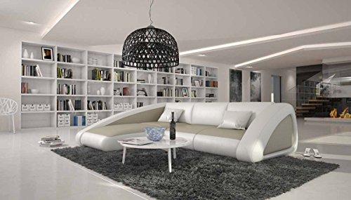 Designer Ecksofa 280×245 cm in L-Form Sanassi