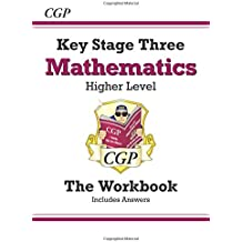 KS3 Maths Workbook (with answers) - Higher (CGP KS3 Maths): Workbook and Answers Multipack - Levels 5-8