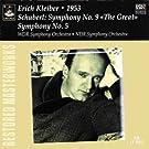 Erich Kleiber, 1953 - Symphonies N 9 & 5