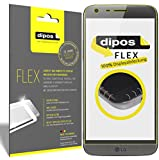 dipos I 3x Screen Protector compatible with LG G5 - Covers