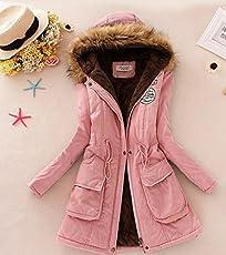 New Euphony brand Size:M Women Winter Coat Thickening Cotton Winter Jacket