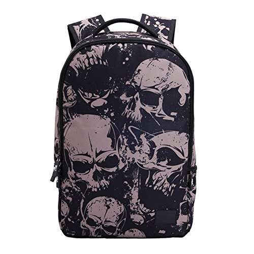 unisex-white-evil-skull-print-multifunction-travel-backpack-hiking-daypacks-computers-laptop-backpac