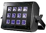 ADJ Flood 36 Effet Lumière UV Noir