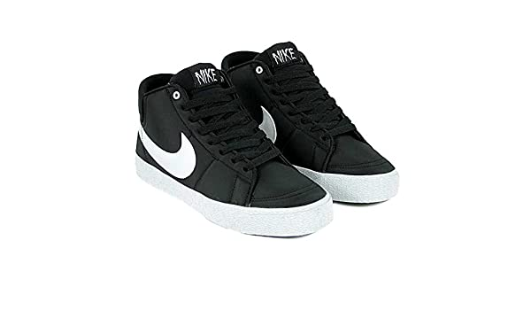 05bbd6e8 Nike SB Blazer Mid x Neckface Black/White Mens Shoes Size 7 UK:  Amazon.co.uk: Shoes & Bags