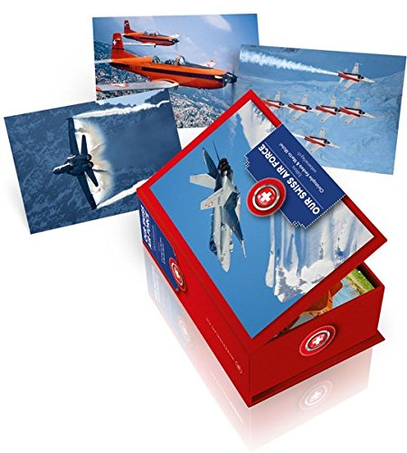Our Swiss Air Force - Postkartenbox