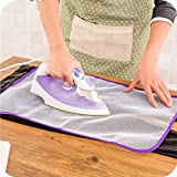 ONEPEARL high Temperature Ironing Cloth Ironing pad Protective Insulation Against hot Household Ironing Mattress (2 pic)