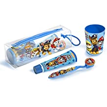 c6a1bbc91 Patrulla Canina | Neceser infantil | Dentífrico + cepillo dental + vaso |  Diseño ...