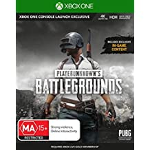 PlayerUnknown's Battlegrounds 1.0 (Xbox One)