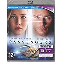Passengers - Edition 3D + BluRay [Blu Ray] Inclus Version Francaise