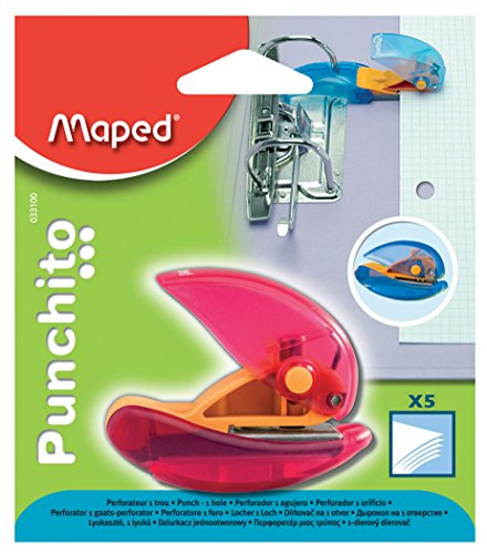 Maped Punchito - Taladro 1 agujero