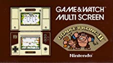 DONKEY KONG II - GAME & WATCH MULTI SCREEN