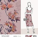 Lillestoff - Lydiana - Modal Sommer Altrosa Bio Magazin ***