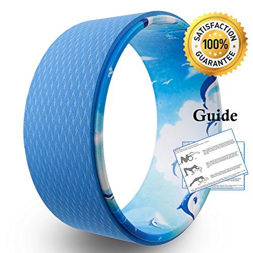 Yogawheel, Durchmesser 33cm, Maximalgewicht Ca. 474kg