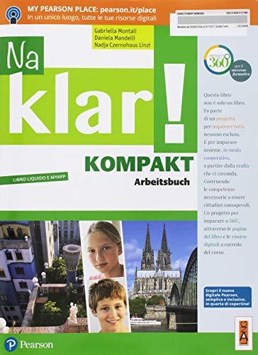 Na klar. kompakt arbeitsbuch [lingua tedesca]