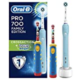 Braun Oral-B Family Edition Mickey Mouse con Oral-B Pro 700 + Stages Power Mickey Mouse