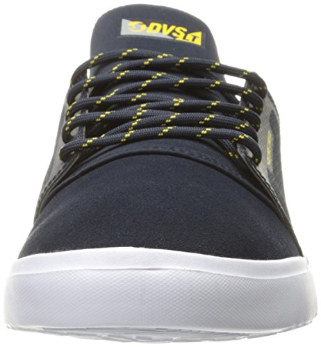 DVS SHOES Herren Stratos Lt Sneaker Blau (Navy Mesh)