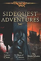 SideQuest Adventures No. 1 (The Foreworld Saga Book 1) (English Edition)