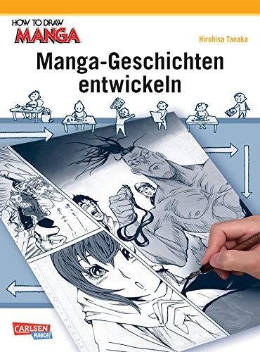 Manga-Geschichten entwickeln