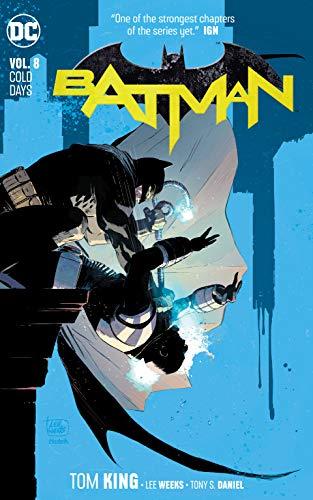 Preisvergleich Produktbild Batman Vol. 8: Cold Days