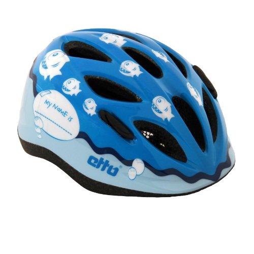 Etto Helm Safe Rider, Piraya Blue, 45-50 cm, 302002