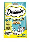 Dreamies Katzensnacks/Klassiker Plus Mr. Katzmunter, 6 Beutel (6 x 55 g)