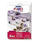 Staedtler 8023 06 - Fimo soft Materialpackung Glam Colours, 6 Blöcke,
