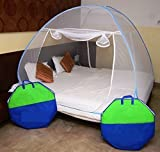 #6: EKRON Healthy Sleeping Fold able Mosquito Net ( Colour May Vary )