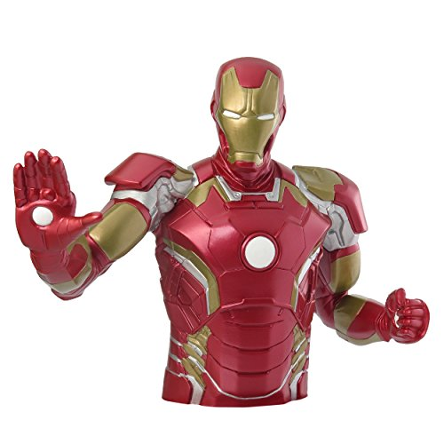 Marvel Avengers 2 Iron Man Brustumfang Bank ()