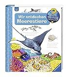 Wieso? Weshalb? Warum? Ravensburger Kinder Tier-Buch - Wir Entdecken die Meerestiere