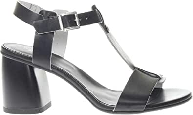 Nero Giardini Sandalo Donna Pelle Nero