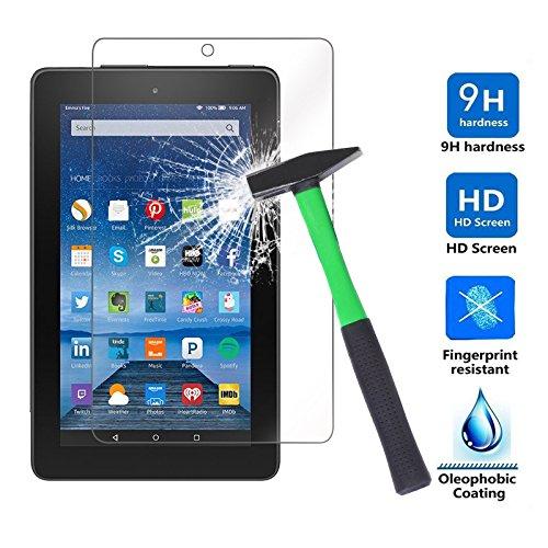pellicola tablet 7 pollici universale Fire 7 2017 / Fire 7 2015 Pellicola Protettiva