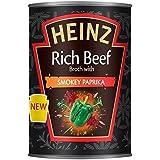 Heinz Caldo De Carne Rica Con 400g De Pimentón Ahumado (Paquete de 6)