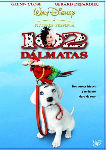 102 Dálmatas [DVD]