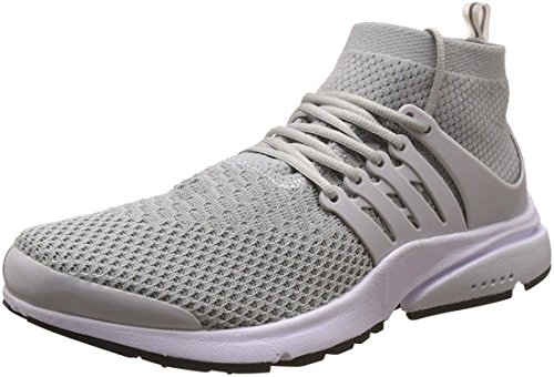Max Air Sports Running Shoes Grey (9 M UK Men)