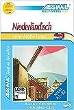 Niederländisch ohne Mühe heute. Multimedia-PLUS. Lehrbuch + 4 Audio CDs + CD-ROM