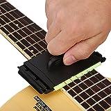 OFKPO Nettoyeur de Cordes pour Guitare, Nettoyeur de Corde et Manche de Guitare Outils de Nettoyage et Entretien pour Instruments à Corde Nettoyant
